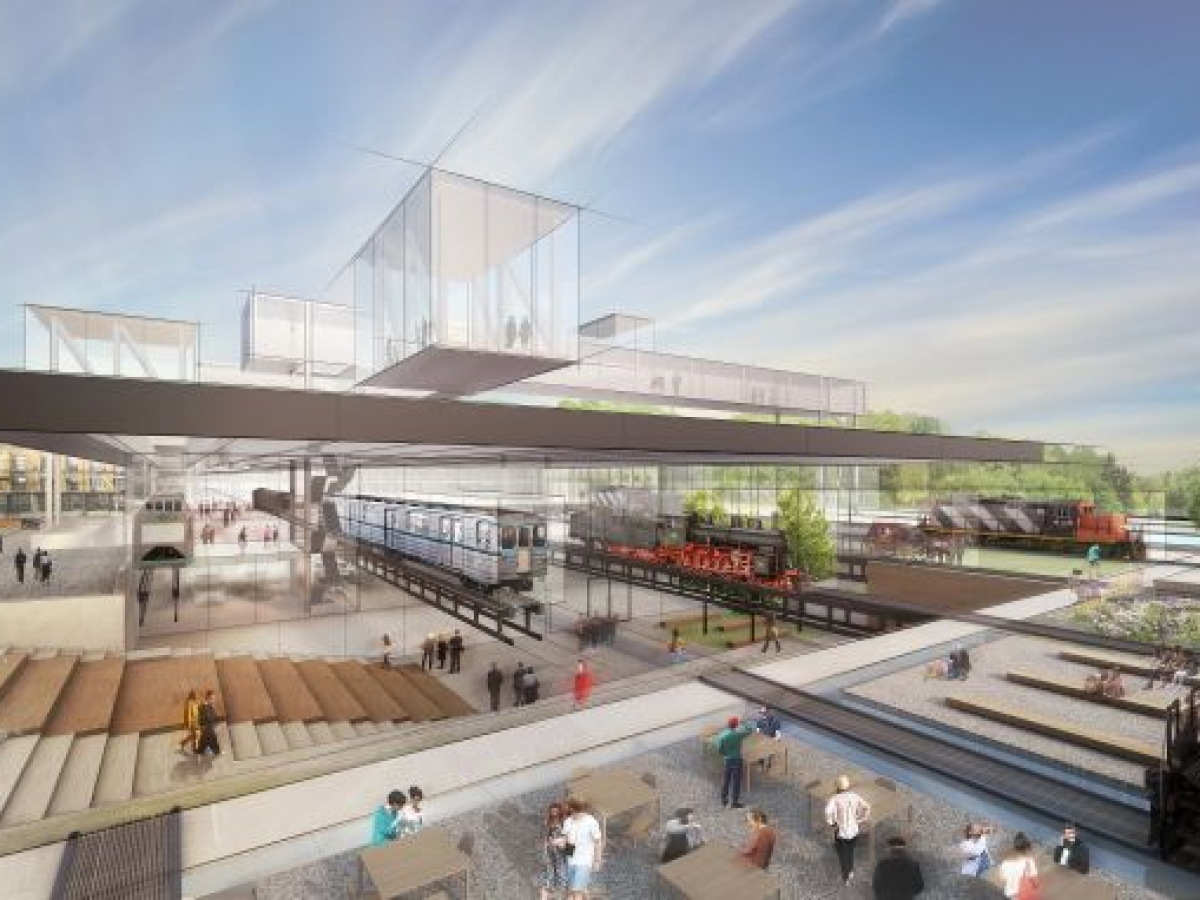 Diller Scofidio + Renfro to design the new Hungarian Museum of Transport in Budapest